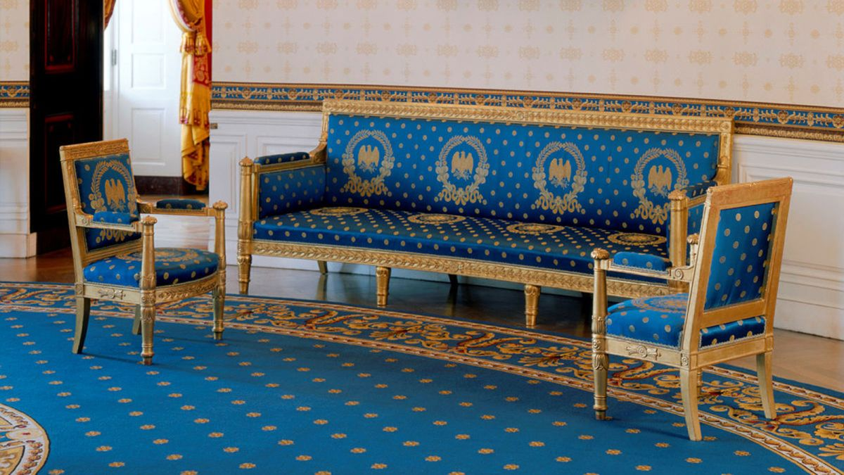 White House Furniture Finds Nouveau