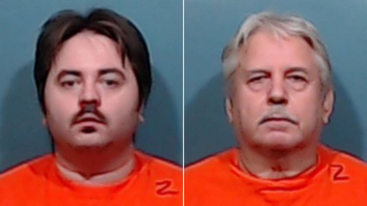 Father, son accused of killing their neighbor over dispute