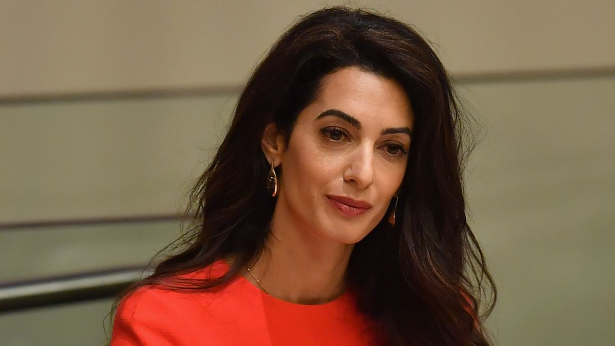 Amal Clooney will represent Maria Ressa of Rappler - CNN