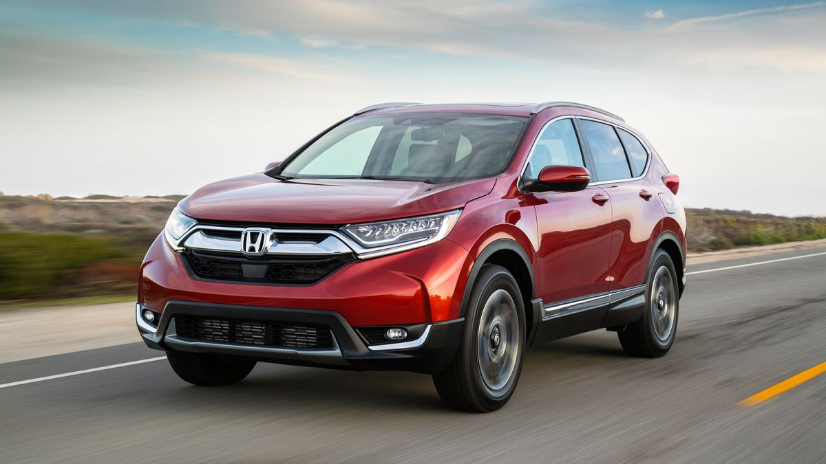 Consumer Reports: Honda CR-V plagued by engine trouble - CNN