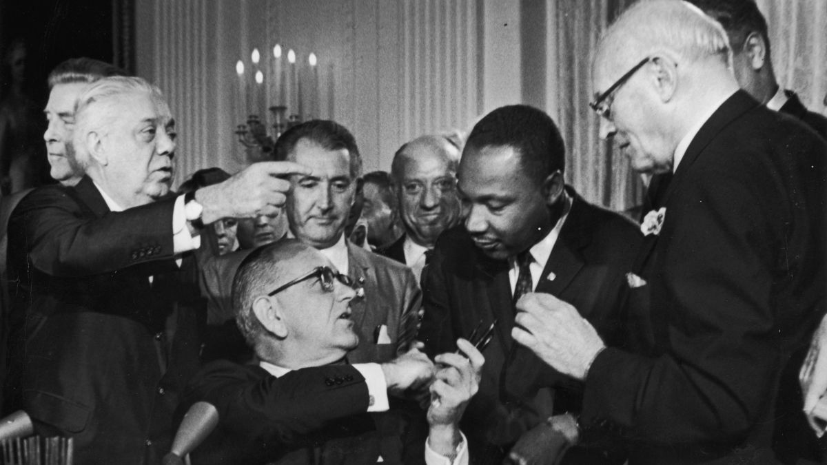 On this day 55 years ago, America finally outlawed segregation