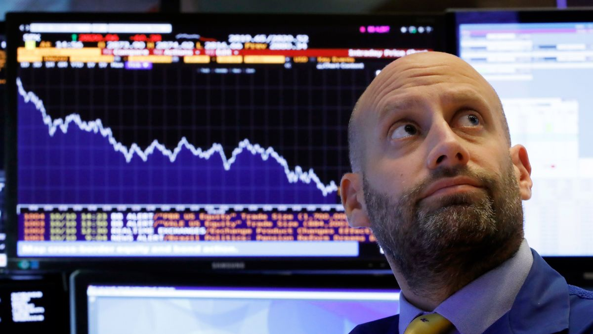 Stock Market Heres Why Stocks Are Down Today Cnn