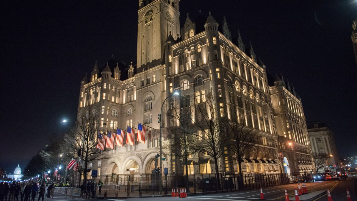 cnn.com - By Veronica Stracqualursi, CNN - Washington Post: T-Mobile executives stayed at Trump's DC hotel after announcing merger needing administration's approval