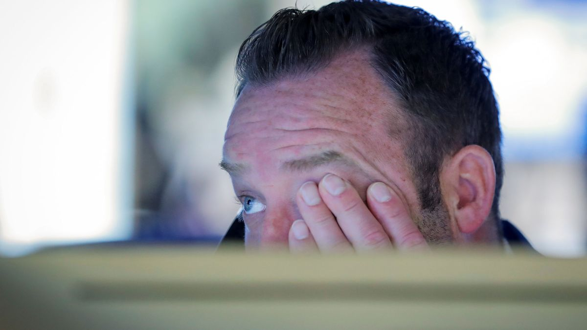 Market Roller Coaster Making Investors Nauseous Cnn