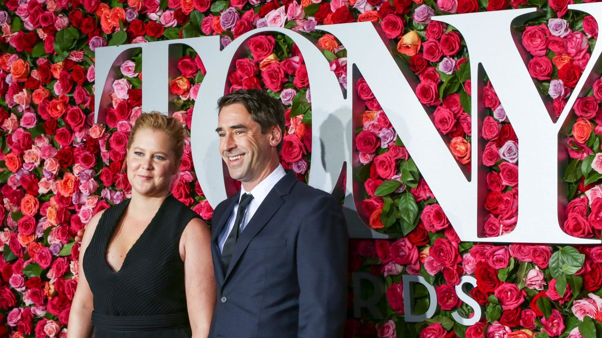 cnn.com - By Lisa Respers France, CNN - Amy Schumer on why she revealed husband's autism diagnosis