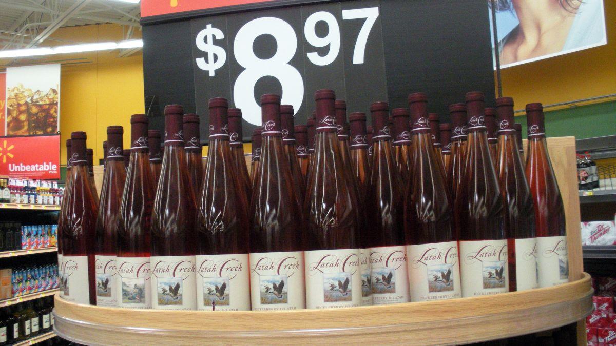 low priced a23d6 e392f Cheap wine is a winner at Walmart and Kroger - CNN