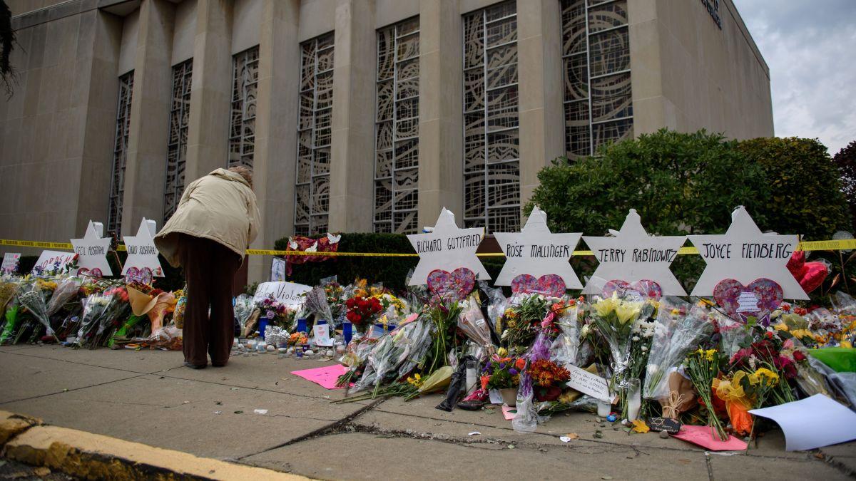 ShowupforShabbat: UK Jews to stand with Pittsburgh - CNN