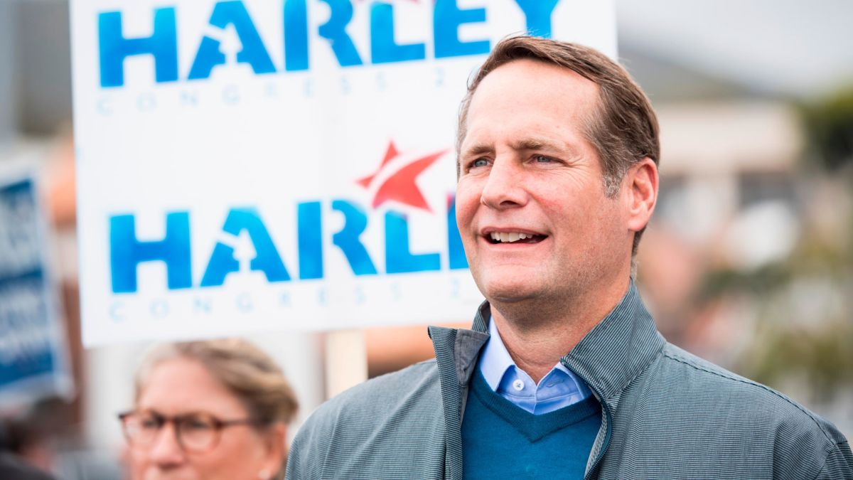 cnn.com - By Devan Cole, CNN  - California Democrat Harley Rouda defeats longtime Rep. Dana Rohrabacher