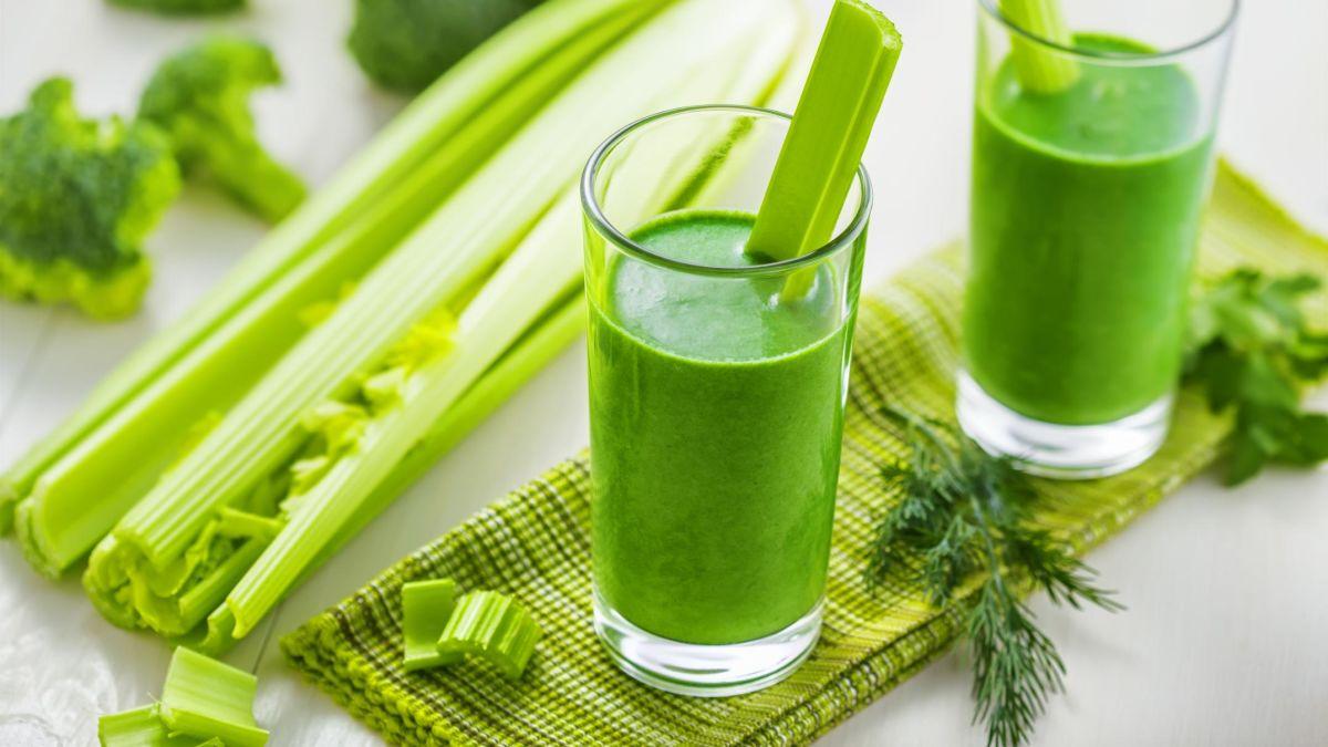 Celery Juice On Empty Stomach