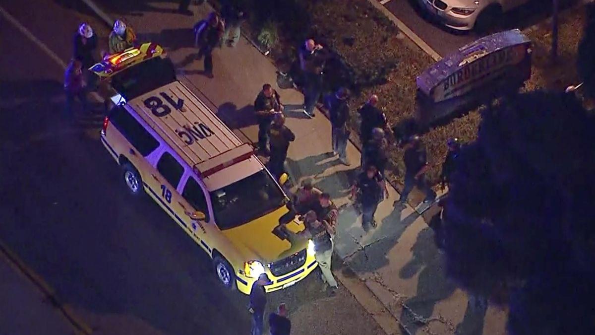 cnn.com - By Faith Karimi, CNN - Here's how the shooting at a California bar unfolded