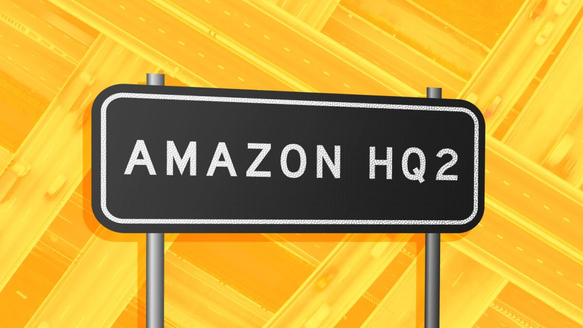 HQ2: Amazon chooses NYC and Northern Virginia for newest