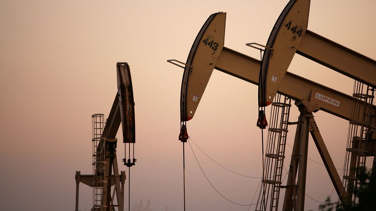 cnn.com - By Matt Egan, CNN Business - Crude oil plunges into bear market