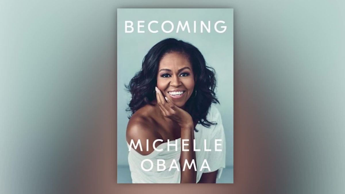 Obama Book List 2020.Michelle Obama S Book Tops Amazon Best Seller List Days