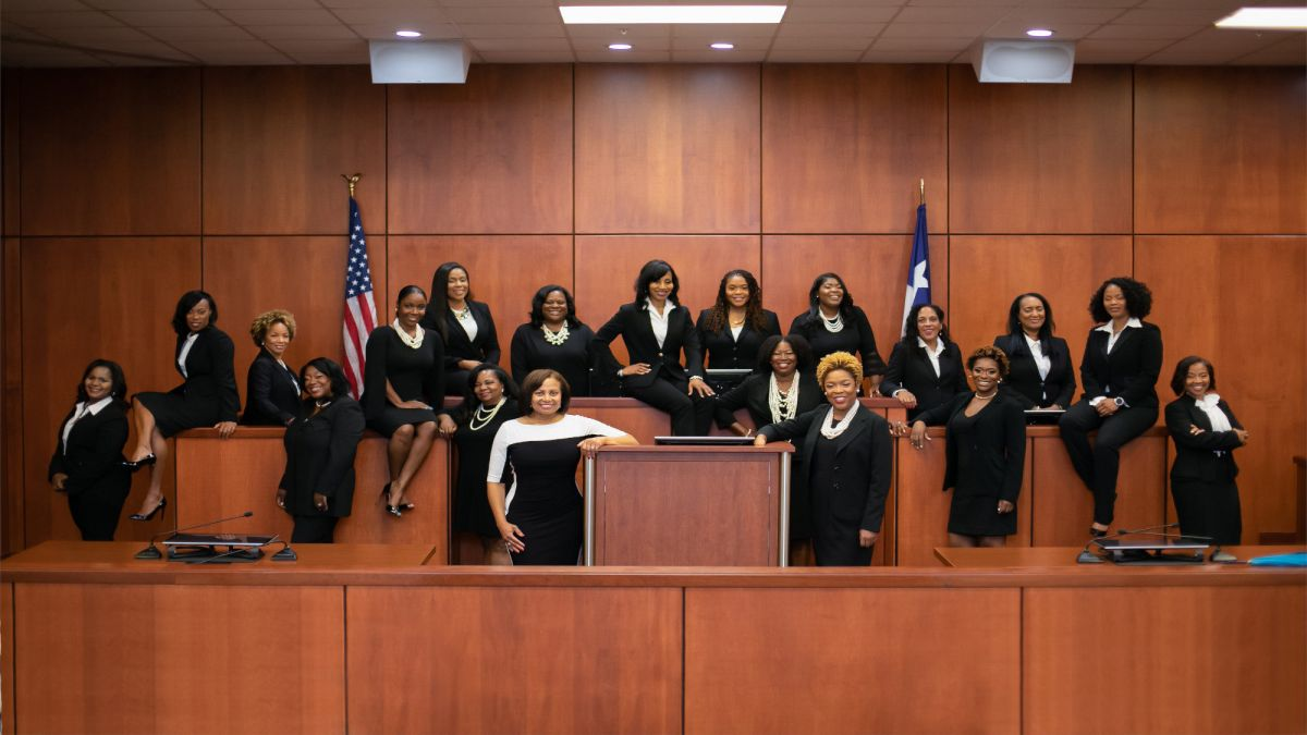 17 black women elected as judges in one Texas county make