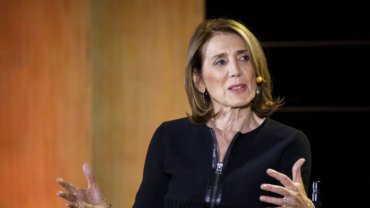 Google's Ruth Porat: We can make a car drive itself  Why can