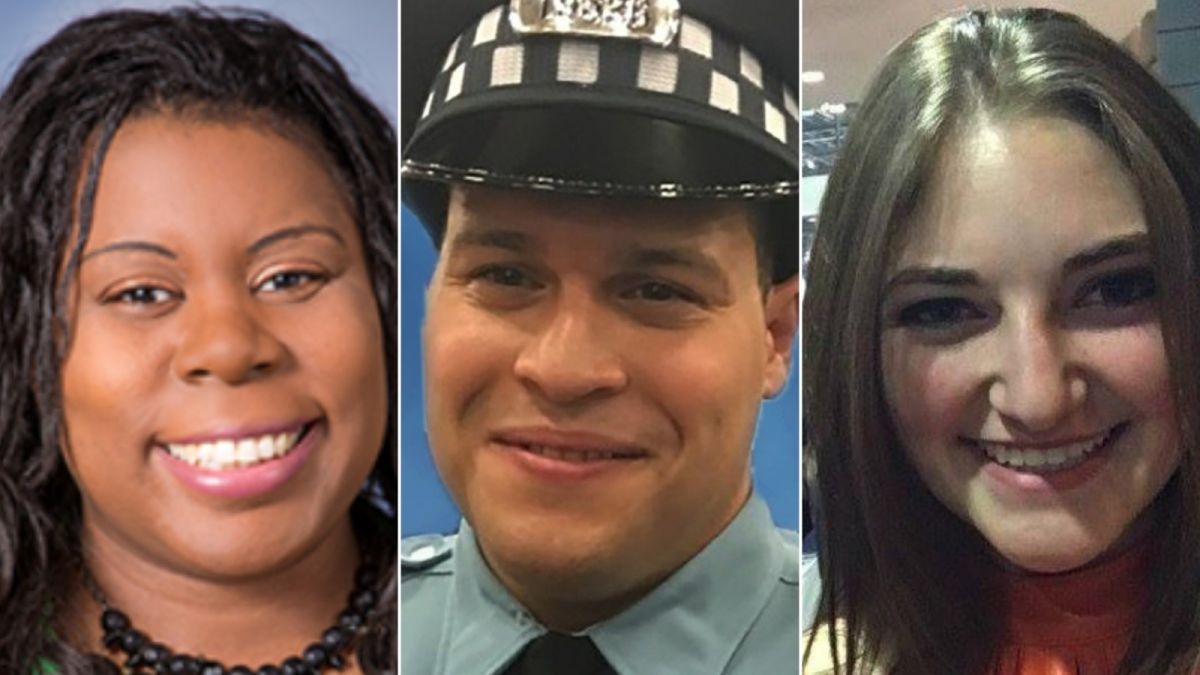 Image result for Doctor, pharmacy resident and a police officer were the victims of the Chicago hospital shooting