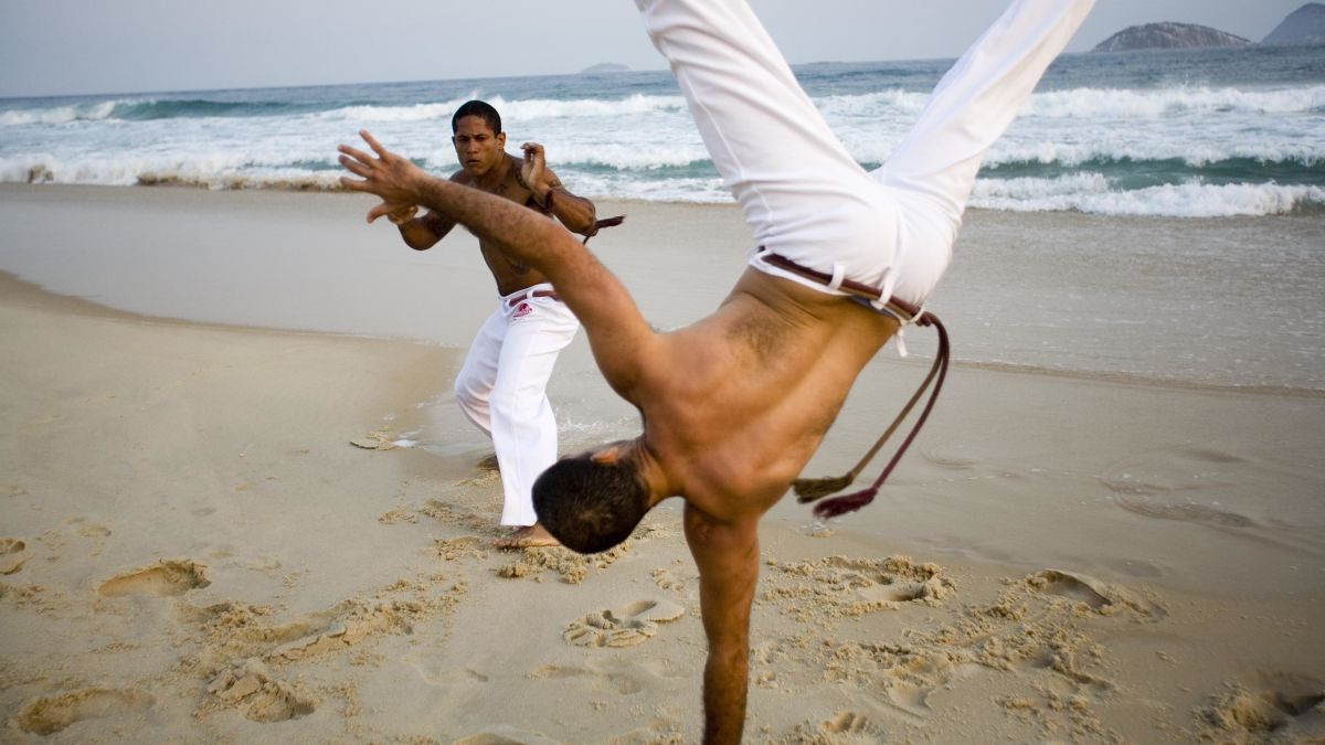 Image result for The Capoeira of Brazil