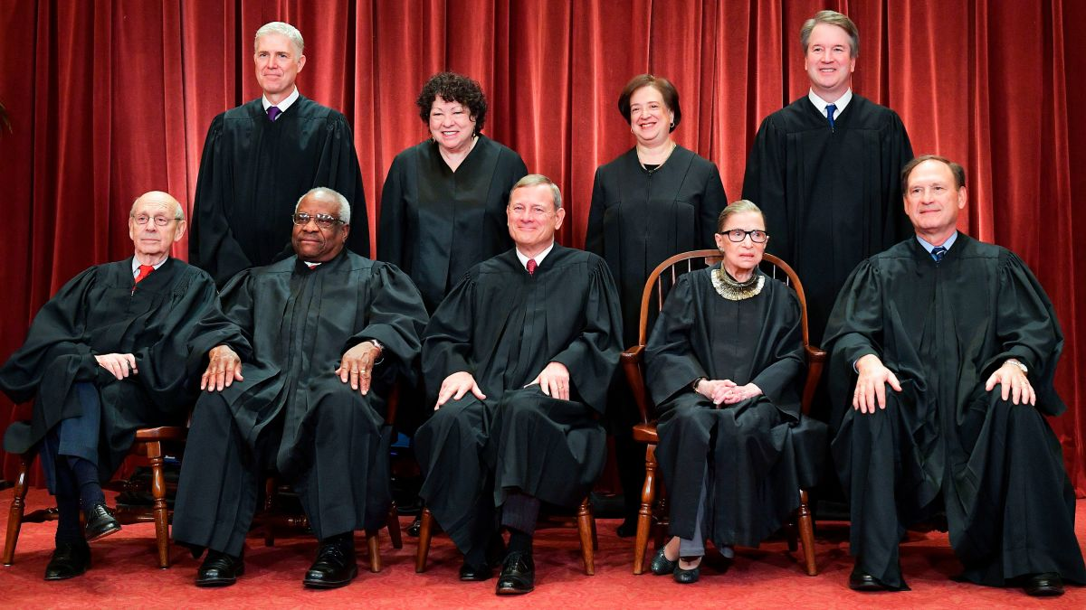 New rules for Supreme Court justices as they plan their first-ever ...