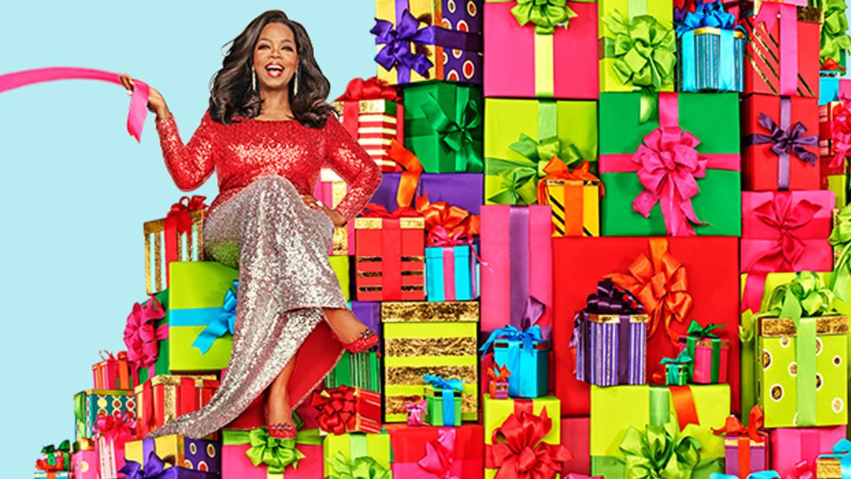 Oprah 12 Days Of Christmas.Oprah S Favorite Gifts Just Made Your Holiday Shopping Even