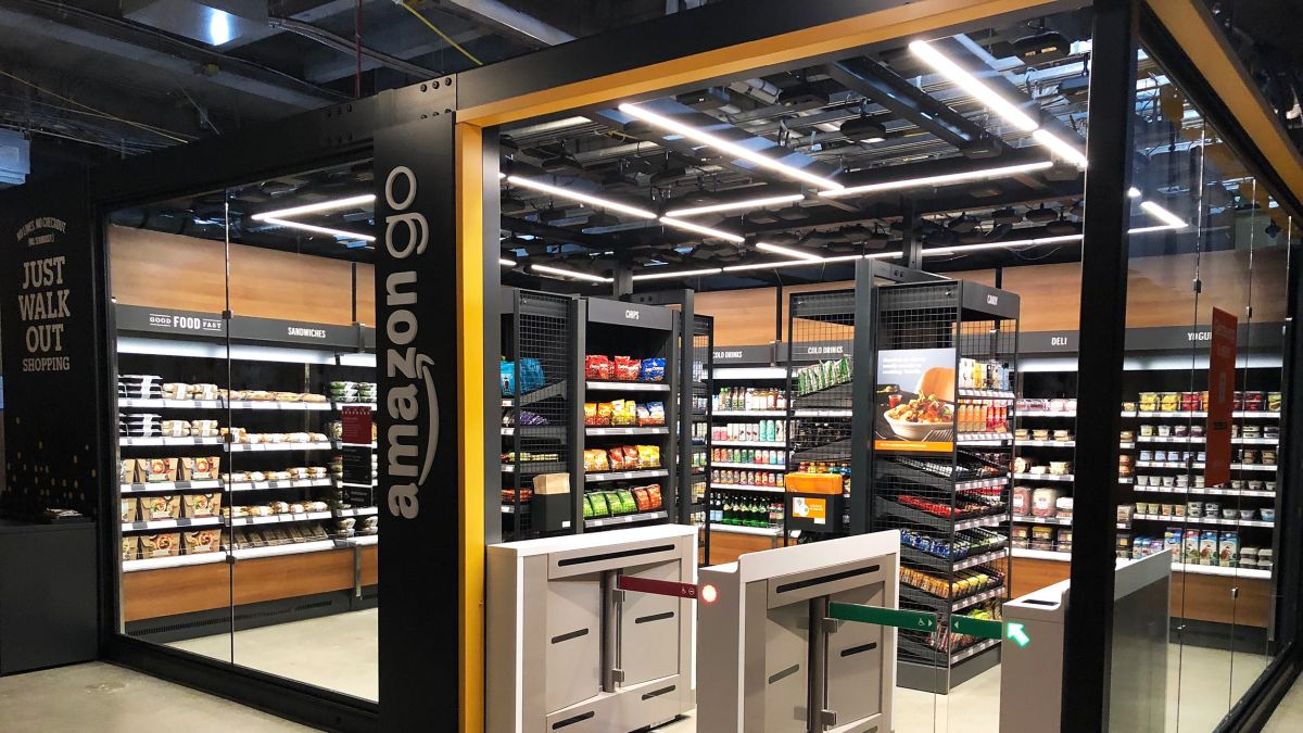 Amazon Go Is Going Small Opening Ts First Tiny Cashier Free