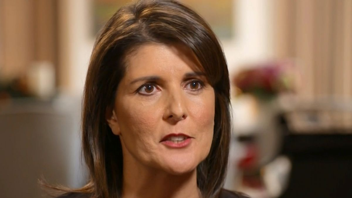 cnn.com - By Faith Karimi, CNN - Nikki Haley is criticized for her comment on health care in Finland