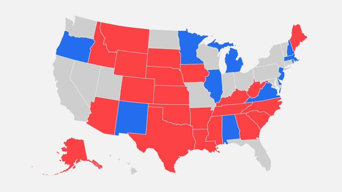 Why the 2020 Senate map looks better than it actually is for