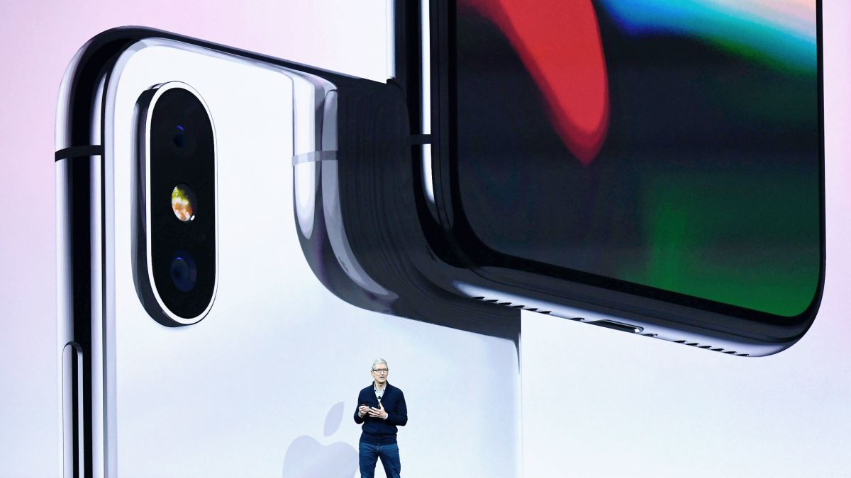 Apple's Tim Cook has a really big iPhone problem - CNN