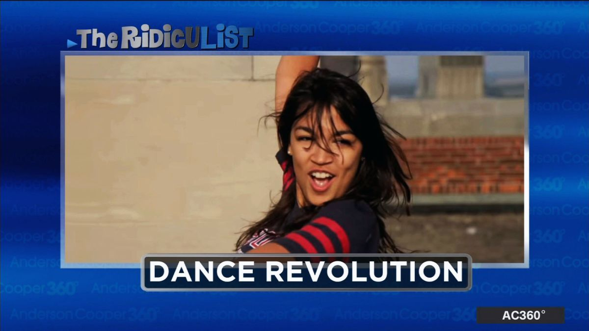 Ander Page Videos ocasio-cortez not the only dancing politician