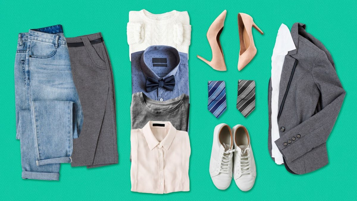 Why it's so hard to get dressed for work - CNN