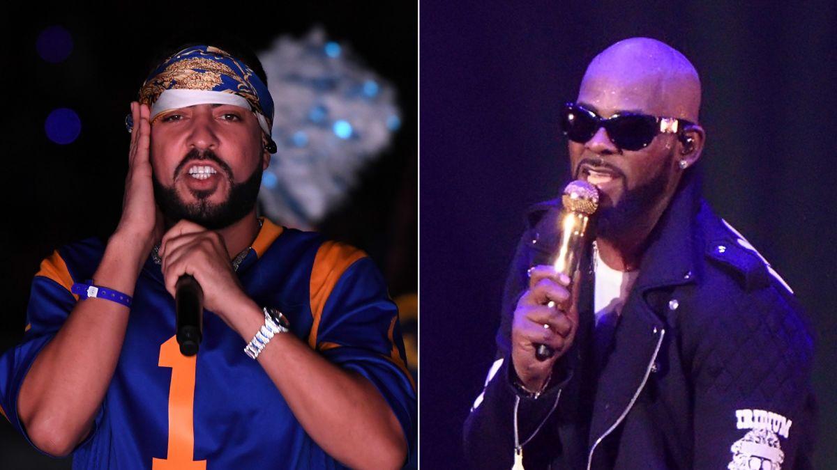 French Montana Walks Back R Kelly Remarks Cnn
