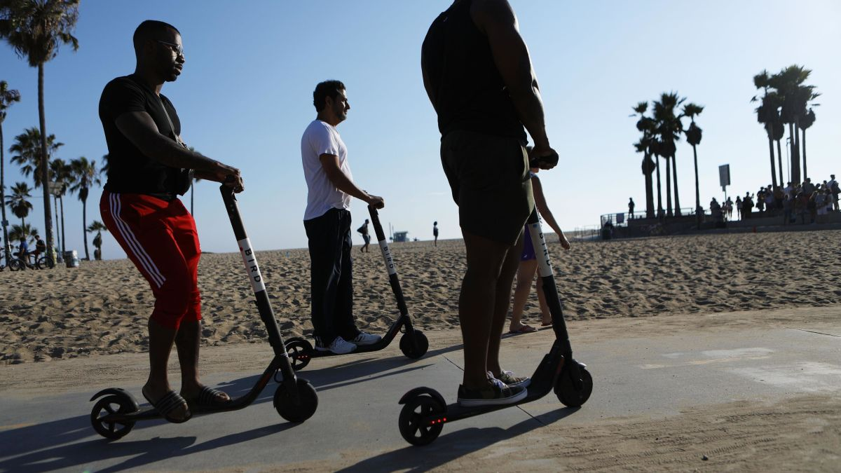 Injuries prompt CDC investigation into e-scooters - CNN