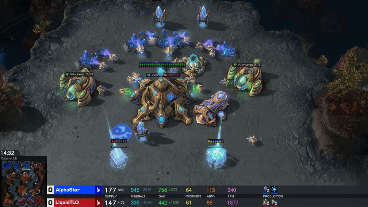 Google's StarCraft-playing AI is crushing pro gamers - CNN