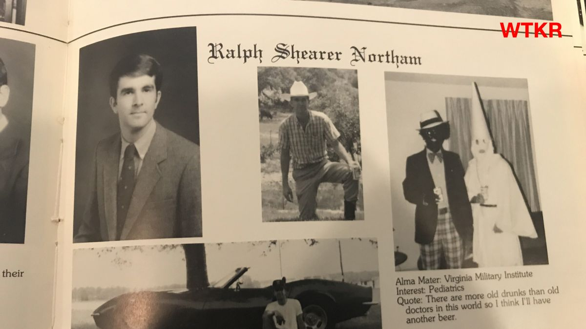 Northam 2020 Halloween Costume Va Governor Ralph Northam apologizes for 'racist and offensive' costume in