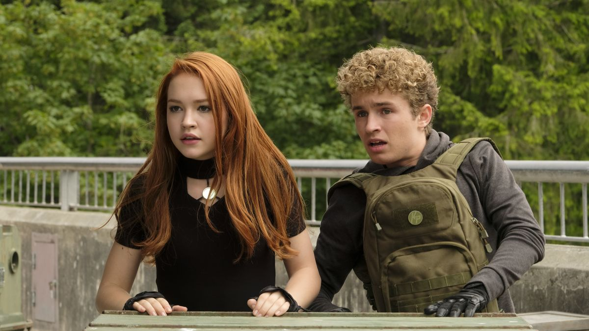 Image result for kim possible live action""