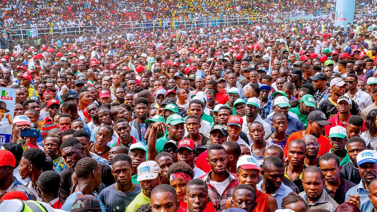 Nigeria elections: At least 4 dead in stampede at rally for ...