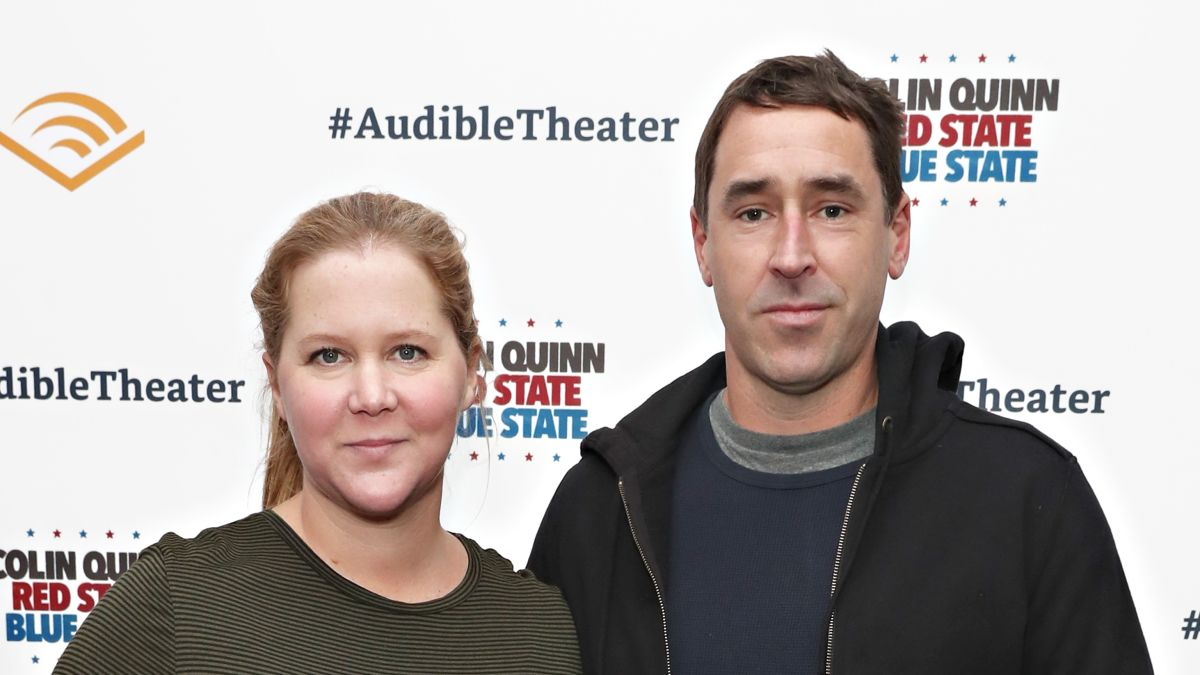 Amy Schumer reveals husband is on autism spectrum - CNN