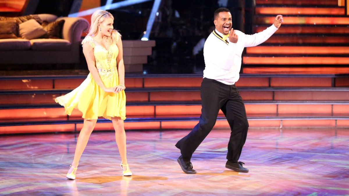 Fresh Prince Star Alfonso Ribeiro Flaunted His Classic Moves On Strictly Come Dancing Cnn
