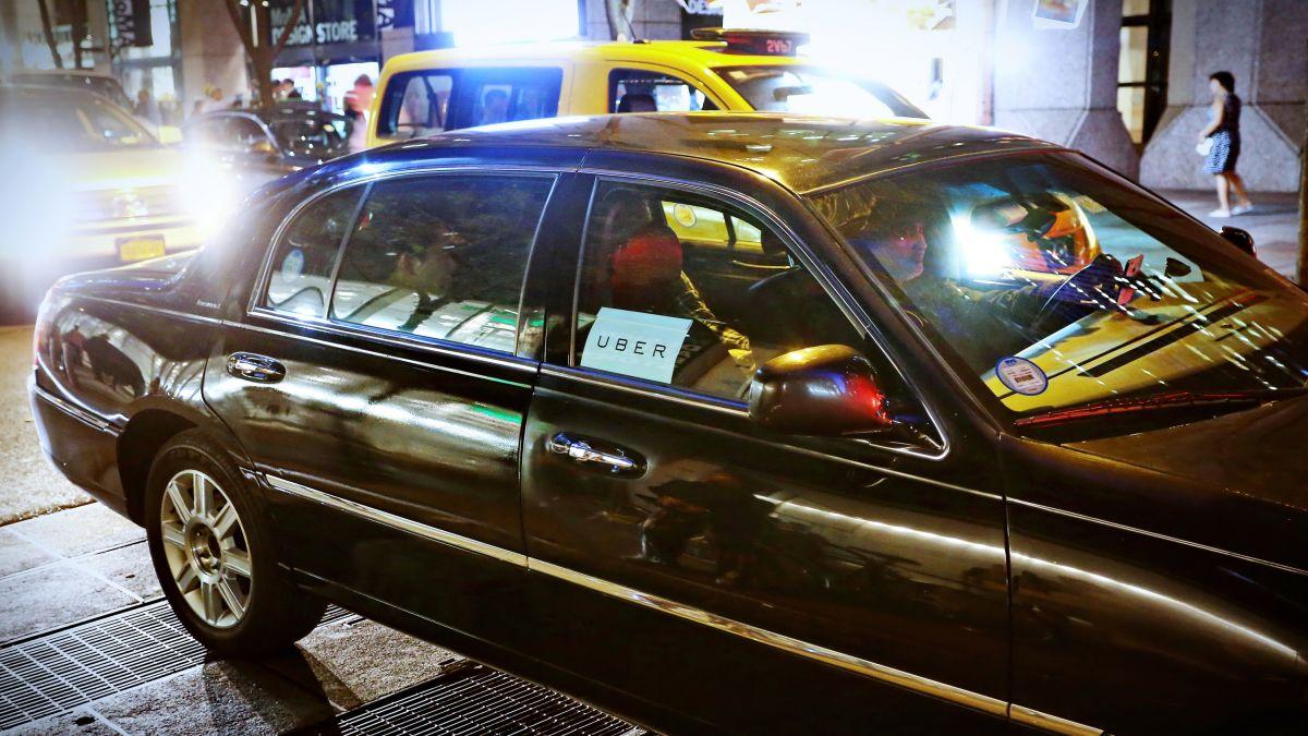 NYC wants to cut back on Uber, Lyft vehicles cruising