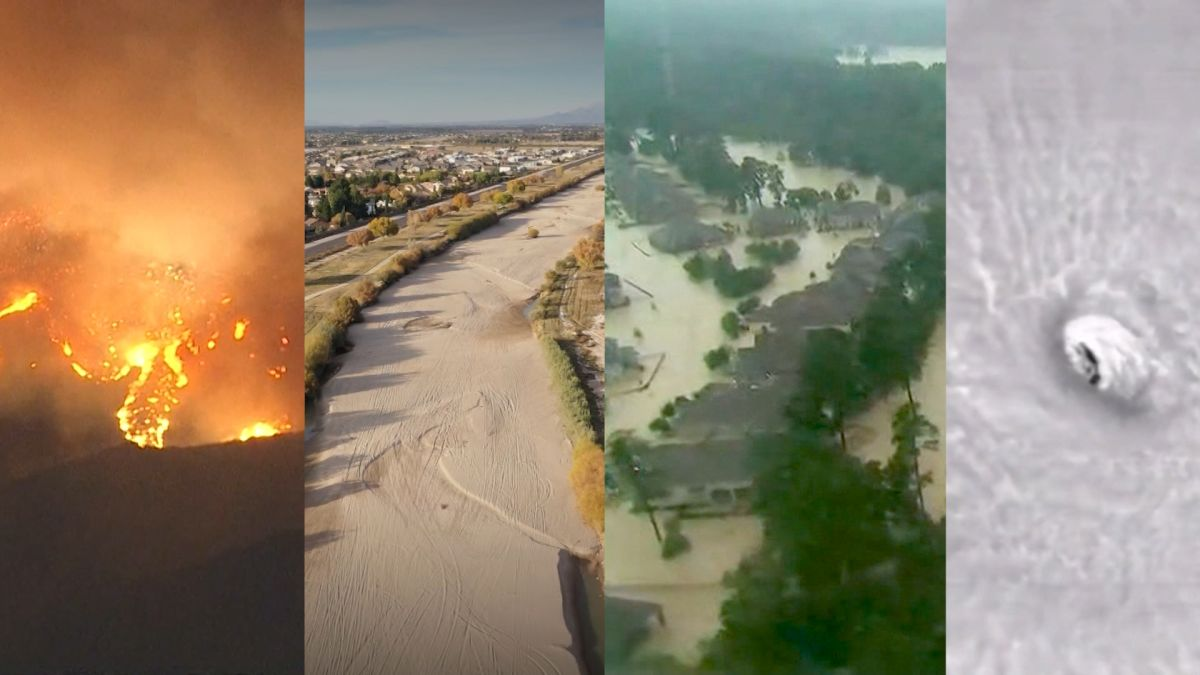 How climate change will impact your region - CNN Video