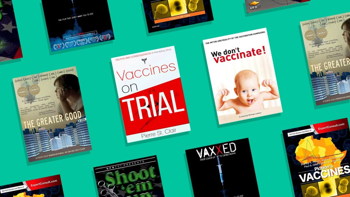 The Worlds Most Notorious Anti Vaxxer >> Amazon Is Full Of Anti Vaccine Misinformation Cnn