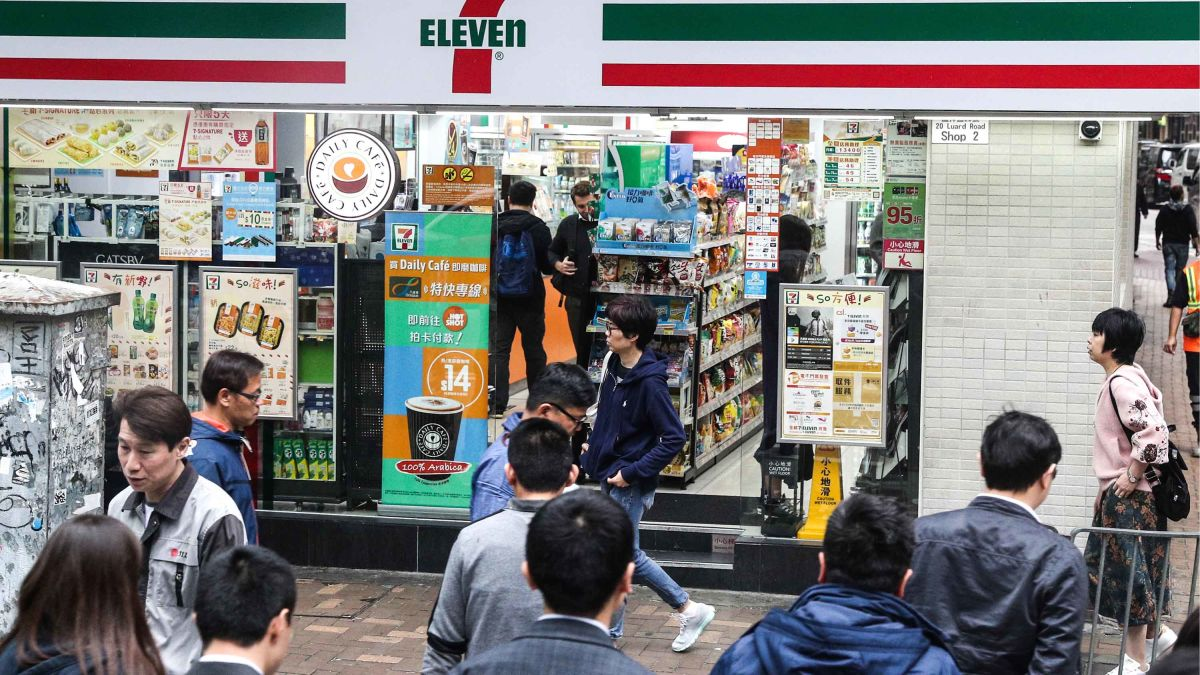 7-Eleven wants to shake up India's massive food retail