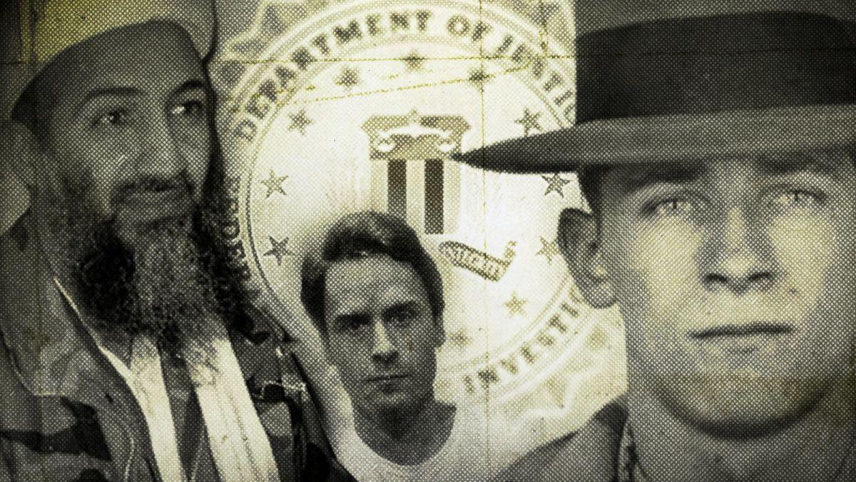 FBI's Ten Most Wanted list: Secrets of America's most