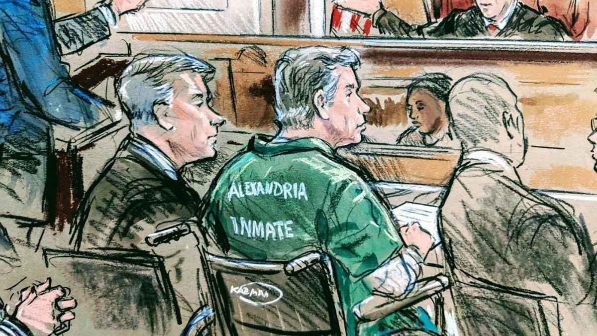 Manafort's move to Manhattan prison comes after unusual request by DOJ