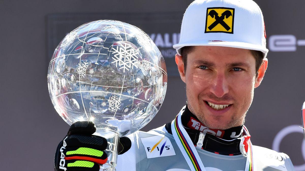 ผลการค้นหารูปภาพสำหรับ Hardest decision': Ski ace Marcel Hirscher mulls retirement