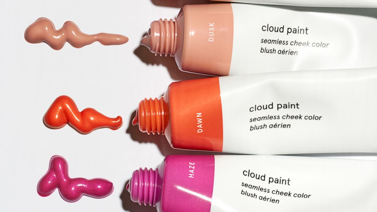 Glossier started as a beauty blog and