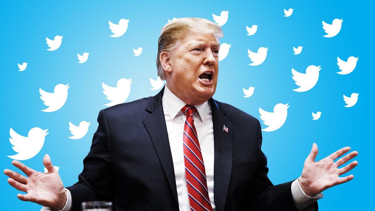 Twitter, ¿qué sucedería si etiqueta algunos mensajes de Trump? - CNN Video