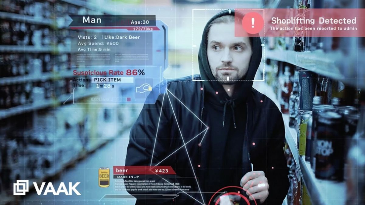 Should AI be used to catch shoplifters? - CNN