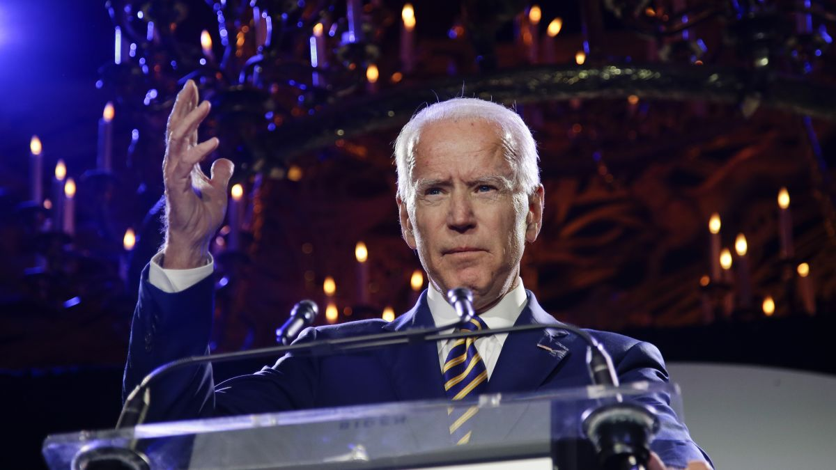 Former Nevada politician alleges Joe Biden kissed the back of her head in 2014, made her feel 'uneasy, gross, and confused'