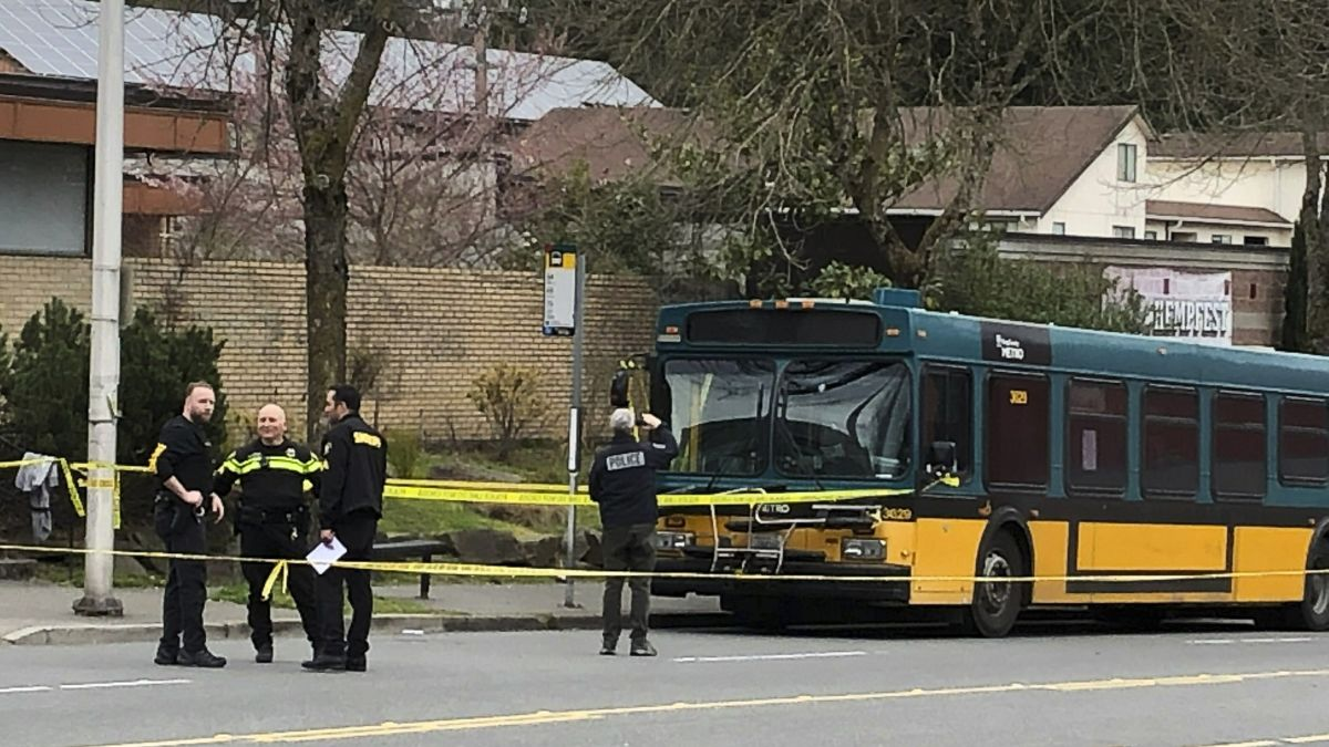 2 killed, 2 wounded after gunman's rampage in Seattle - CNN