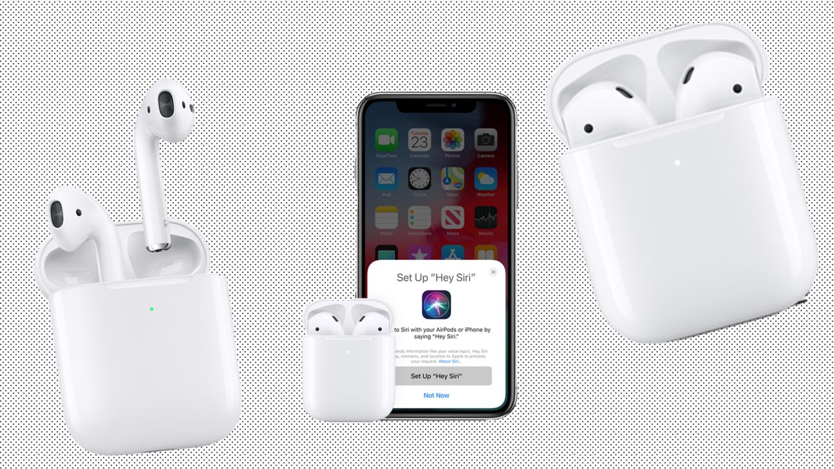 ae4dfaf767f AirPods sale: Save big on Apple's true wireless earbuds - CNN